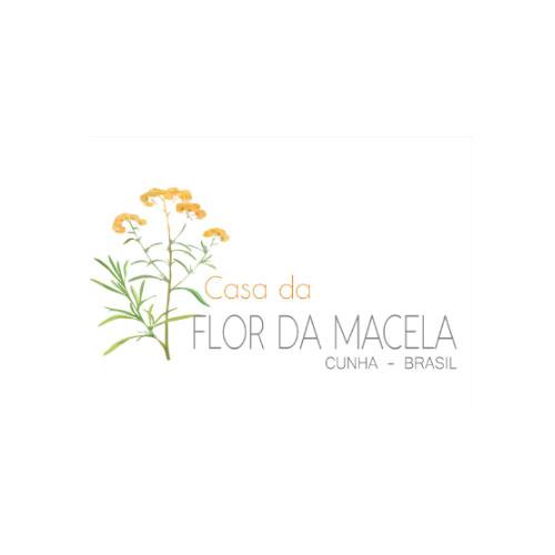 Logomarca Flor da Macela por Clicsites
