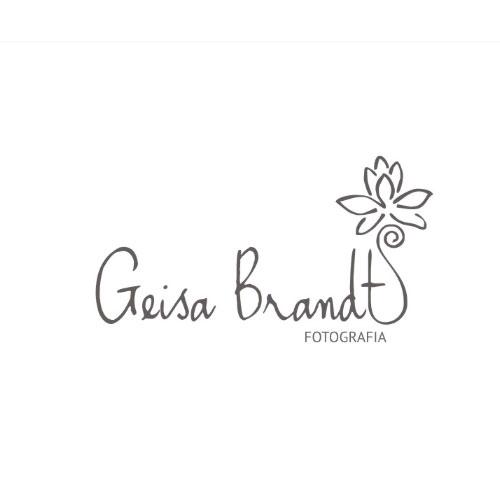 Logomarca Geisa Brandt por Clicsites