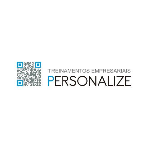 Logomarca Personalize Treinamentos por Clicsites